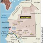 Carte Mauritanie