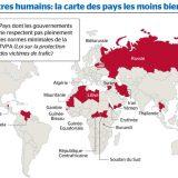 carte human traffic