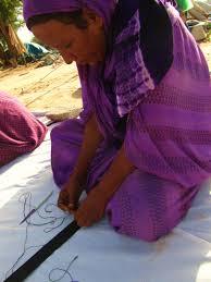 Femme Haratine, Mauritania. Shobha Das_MRG
