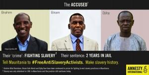 Mauritania #FreeAntiSlaveryActivist ENG